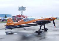 D-EIXA @ EDBM - Xtremeair Sbach 342 at the 2010 Air Magdeburg