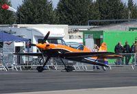 D-EIXA @ EDBM - Xtremeair Sbach 342 at the 2010 Air Magdeburg - by Ingo Warnecke