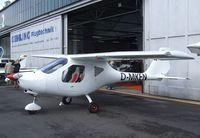 D-MKEN @ EDBM - B.O.T. Aircraft SC07 Speed Cruiser at the 2010 Air Magdeburg - by Ingo Warnecke