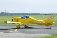 D-MUCC @ EDBM - B&F Funk FK-14 Polaris at the 2010 Air Magdeburg - by Ingo Warnecke
