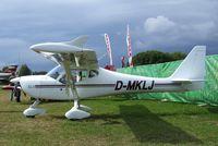 D-MKLJ @ EDBM - B&F Technik FK-9 ELA at the 2010 Air Magdeburg - by Ingo Warnecke