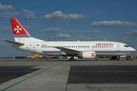 9H-ADI @ LOWW - Air Malta Boeing 737-300 - by Dietmar Schreiber - VAP