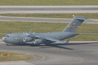 01-0193 @ LOWW - USAF C17 - by Dietmar Schreiber - VAP