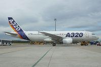 F-WWBA @ LOWW - Airbus Industries Airbus 320 - by Dietmar Schreiber - VAP