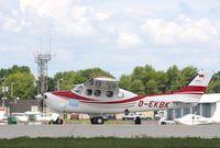 D-EKBK @ KOSH - Cessna P210N - by Mark Pasqualino
