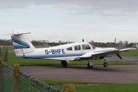 G-BHFE @ EGTC - Parked up - by Alex Butler-Bates