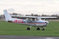 G-BDOW @ EGTC - Parked on the grass - by Alex Butler-Bates