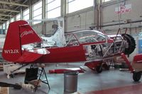 N12JX @ EGTC - In the IAE hangar - by Alex Butler-Bates