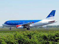 G-DBCJ @ AMS - Taxi to runway L36 of Amsterdam Airport - by Willem Goebel