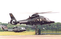 D-HLTL @ EDKB - BGS - German Border Control, 50 years.  Special  Airshow - by Henk Geerlings