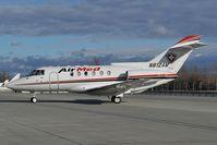 N812AM @ LOWW - Air Med HS125