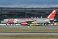 G-LSAC @ LOWW - Jet 2 Boeing 757-200
