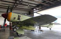 N1954H @ KRFD - Hawker MK 20 - by Mark Pasqualino