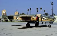 N9455Z @ KRIV - March AFB aviation museum