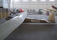 N1352 - Briegleb Hoey-Johnson BG-12B at the Southwest Soaring Museum, Moriarty, NM - by Ingo Warnecke