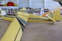 N1510U - Swaney Hall Cherokee II at the Southwest Soaring Museum, Moriarty, NM