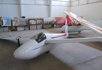 N8661R - Schweizer SGS 1-26A at the Southwest Soaring Museum, Moriarty, NM