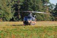 D-HHVV @ OFF - HDM Flugservice, early morning mission to Neuenhagen near Berlin. - by Tomas Milosch