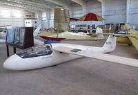N1070 - Fibera KK-I-E Utu at the Southwest Soaring Museum, Moriarty, NM