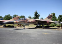 87 @ LFDN - Stored at Rochefort AFB in desert c/s and seen during an Open Day... - by Shunn311