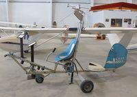 N5317 - Bensen B-8M Gyroglider at the Southwest Soaring Museum, Moriarty NM