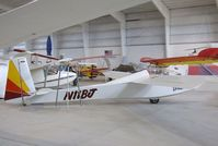 N11BJ - Thor (Maupin-Barnhard) BJ-1B Duster at the Southwest Soaring Museum, Moriarty NM - by Ingo Warnecke