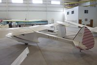 N112CC - Campbell / Scanlon CSG-1A at the Southwest Soaring Museum, Moriarty NM