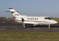 CS-DRJ @ EGSH - Departing SaxonAir. - by Matt Varley