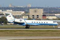 04-1778 @ KSAT - Take-off roll 12R - by RWB