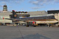 JY-AYL @ LOWW - Royal Jordanian Airbus A319
