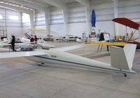 N678P - Schreder HP-11A at the Southwest Soaring Museum, Moriarty NM