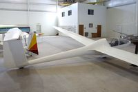N59LL - Glasflügel 401 (Slingsby T.59D) Kestrel at the Southwest Soaring Museum, Moriarty NM