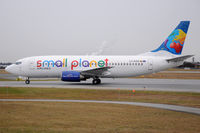 LY-AQX @ LOWS - Small Planet Airlines - by Martin Nimmervoll