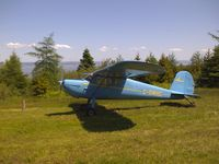 C-GNHC - Tennycape, Nova Scotia, Canada - by B. Trainer