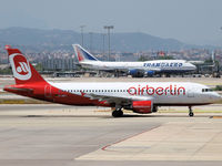 D-ABFL @ BCN - Taxi to the runway of Barcelona Airport - by Willem Goebel