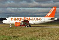 G-EZFW @ EGBB - Easyjet's 2010 Airbus A319-111, c/n: 4380 at Birmingham