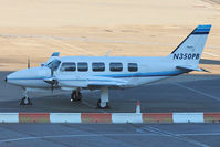 N350PB @ EGBB - 1982 Piper PA-31-350, c/n: 31-8252028 at Birmingham UK