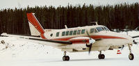 C-GHVI - Seen here at Muskrat Dam, a First Nation in northwest Ontario, in 1989. Operated by Bearskin Air out of Sioux Lookout. - by Stephen B. Nicholson