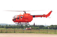 D-HGSA @ EDKB - SAR Heli - by Henk Geerlings
