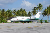 N907WS @ NTTB - Aircraft stationed on the parking areas of Bora-Bora - by J-Jacques SANTORO