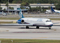 N926AT @ FLL - Taxi to the gate of Frt Lauderdale Airport - by Willem Goebel