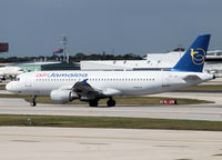 6Y-JAI @ FLL - Taxi to the gate of Frt Lauderdale Airport - by Willem Goebel