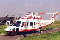 D-HOSA @ EBLG - Bierset Heli Meet 2003.