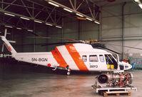 5N-BGN @ EHKD - Aero Contractors of Nigeria - by Henk Geerlings