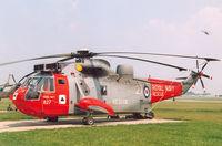 XV673 @ EBLG - Royal Navy Rescue.  Heli Meet at Bierset AFB - by Henk Geerlings