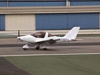 N130TL @ KSMO - N130TL arriving on RWY 21 - by Torsten Hoff