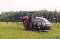 A75 @ EBLG - Belgian Army  Heli Meet at Bierset AB - by Henk Geerlings