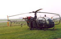 A57 @ EBLG - Belgian Army.