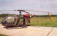 A43 @ EBBT - Belgian Army - by Henk Geerlings