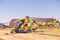 0501 @ EBLG - Polish Army.  Heli Meet at Bierset AB - by Henk Geerlings
